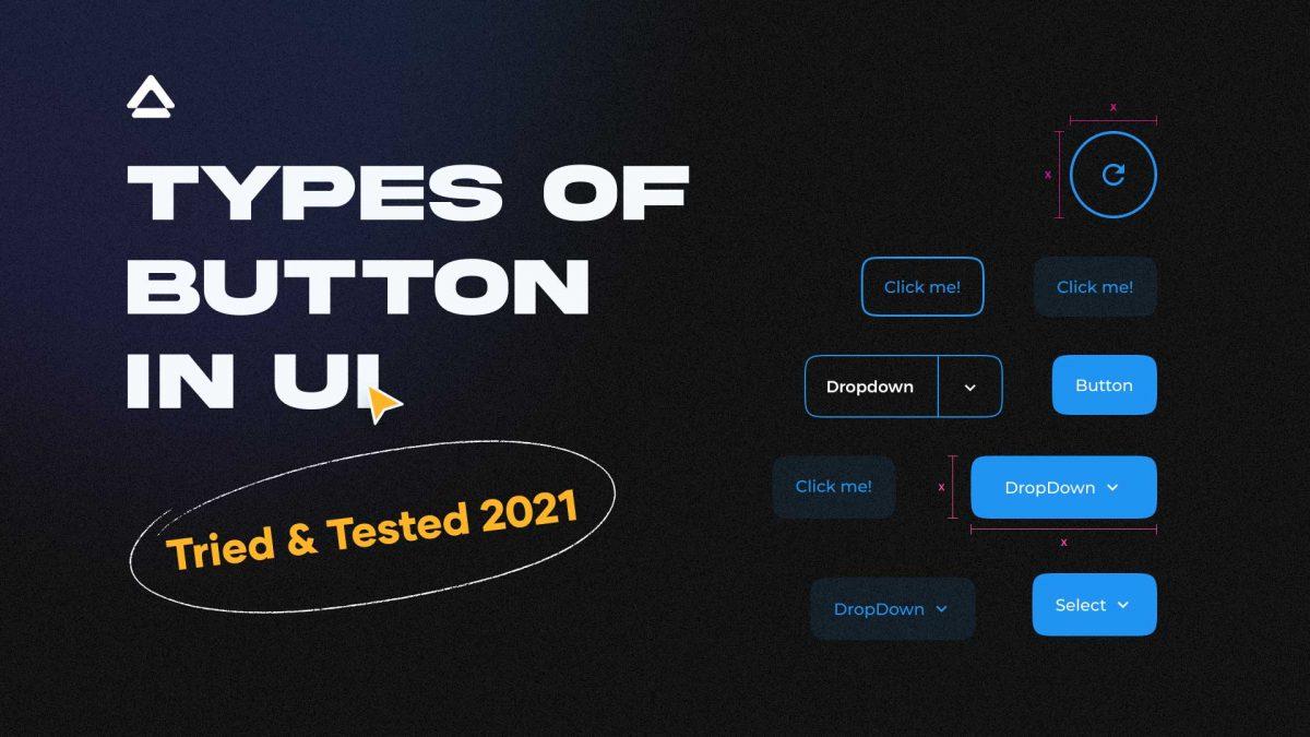 UI Buttons, Ui UX Buttons, UI Button